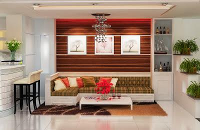 Trang trí nội thất hiện đại 1