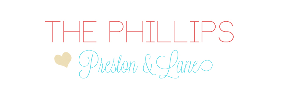 Preston & Lane Phillips