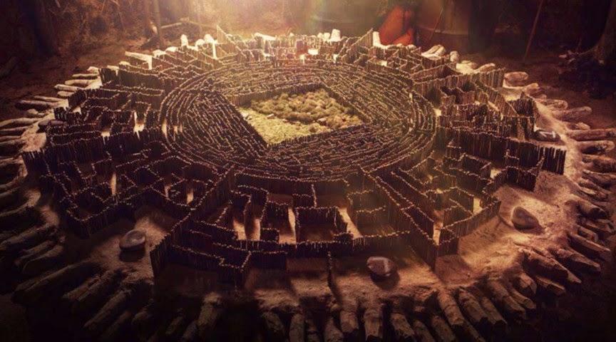 The Maze Runner Labirin