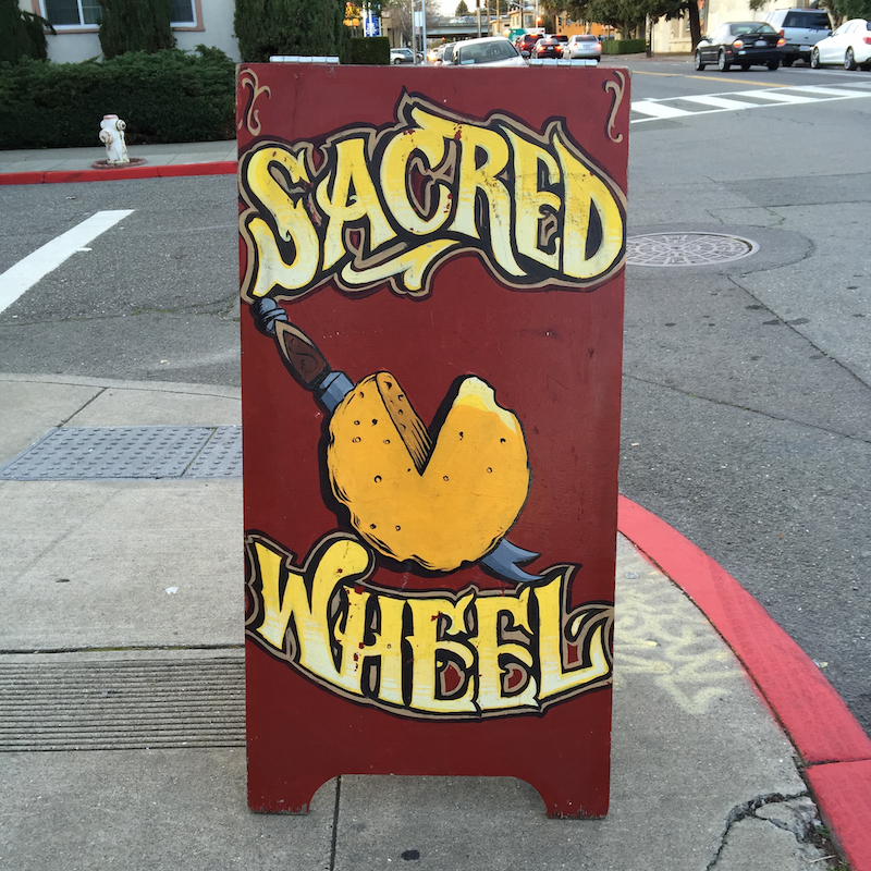 Sacred Wheel Cheese Shop in Oakland's Temescal