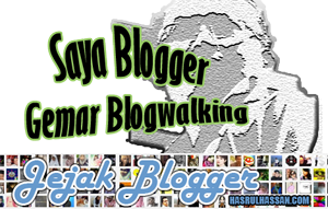 SAYA SUKA BLOGWALKING!!