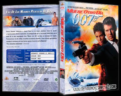 007:  Muere otro día 2002 | Carátula