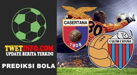 Prediksi Casertana vs Catania