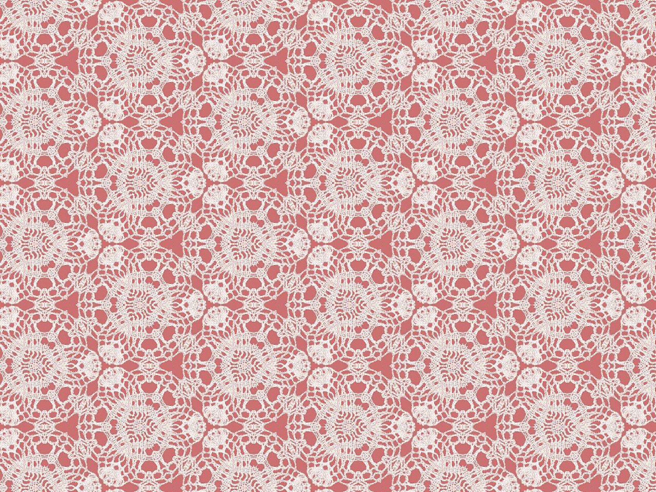 artbyjean images of lace off white lace over old rose