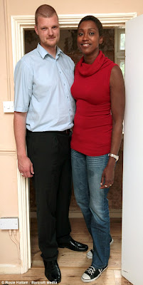 The tallest couple in the world