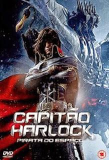 Capitão Harlock: Pirata do Espaço - BDRip Dual Áudio