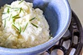 Cauliflower Mashers