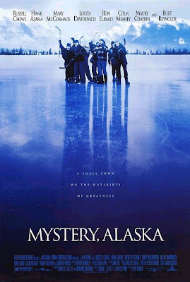 Watch Mystery, Alaska 1999 Hollywood Movie Online | Mystery, Alaska 1999 Hollywood Movie Poster