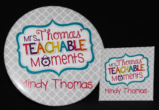 Mrs. Thomas' Teachable Moments button