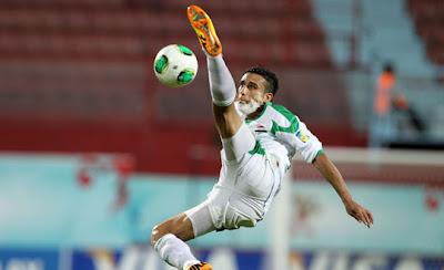 Scouting: Ali Adnan Kadhim Al Tameemi