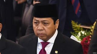 Ketua DPR Setya Novanto Mundur dari Jabatan