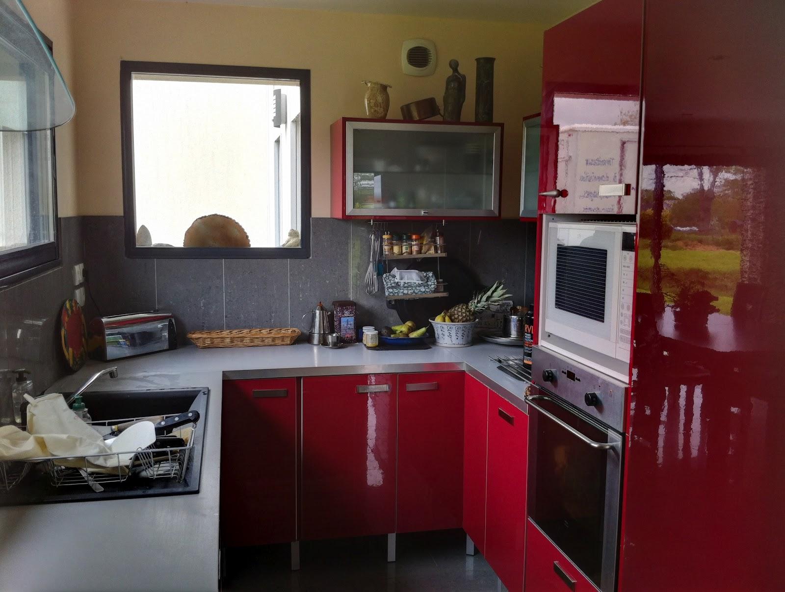 Maison d 39 architecte vendre tr s lumineuse et spacieuse for Grande cuisine ouverte