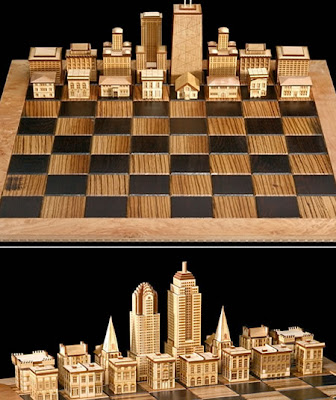 Creative and Unusual Chess Sets (15) 13