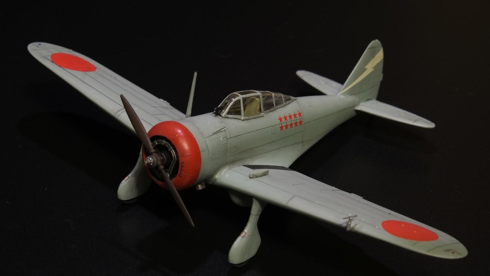 中島飛行機 キ-27 97式戦闘機 - ...