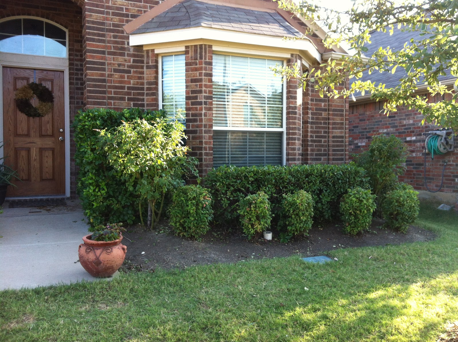 The traylor parks blog front yard landscaping for Front lawn landscaping