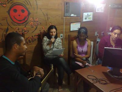 JM de Rio Vermelho/MG, inaugura projeto Escola no Rádio