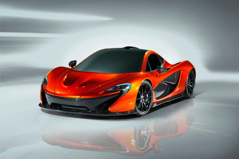 raskeste bil i verden