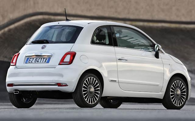 Novo Fiat 500 2016