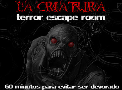 La Criatura Escape Room Horarios