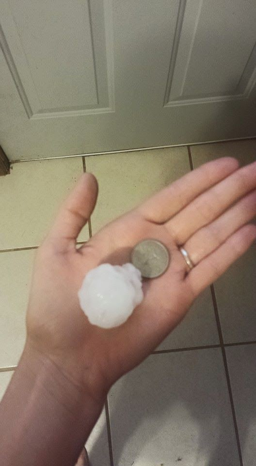 Is My Roof Damaged from the Recent Hail Storms?