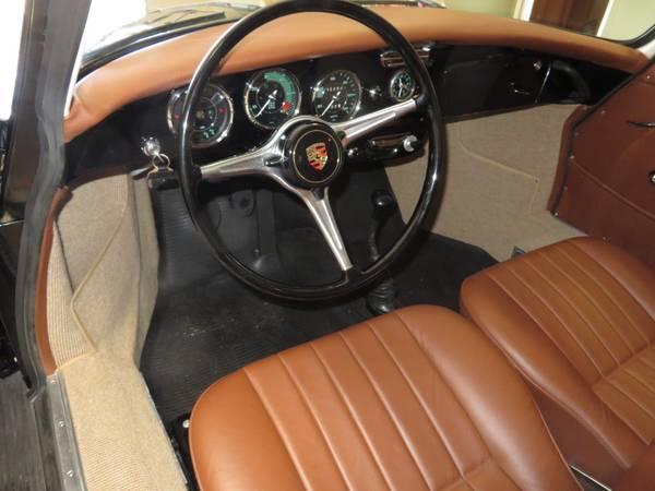 1965 Porsche 356 Sc For Sale Buy Classic Volks