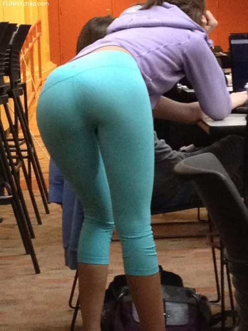 Beautiful Yoga Pants Pale Abah Ko