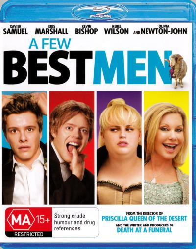 Filme Poster A Few Best Men BDRip XviD & RMVB Legendado
