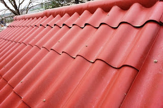 ASBESTOS-FREE CORRUGATED ROOFING SHEET