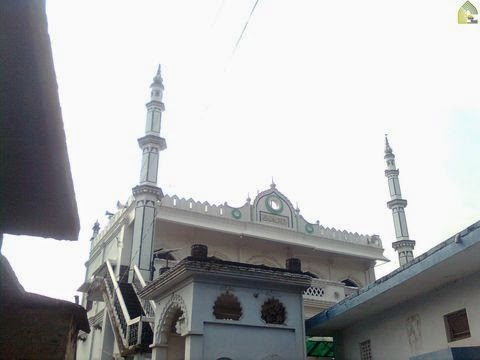 Jami Laksmi Masjid - Hata - UP