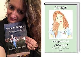 Doy las gracias a la autora del libro: ANTOLOGÍA DIAGNÓSTICO ¡ADELANTE! De Marta Garcês