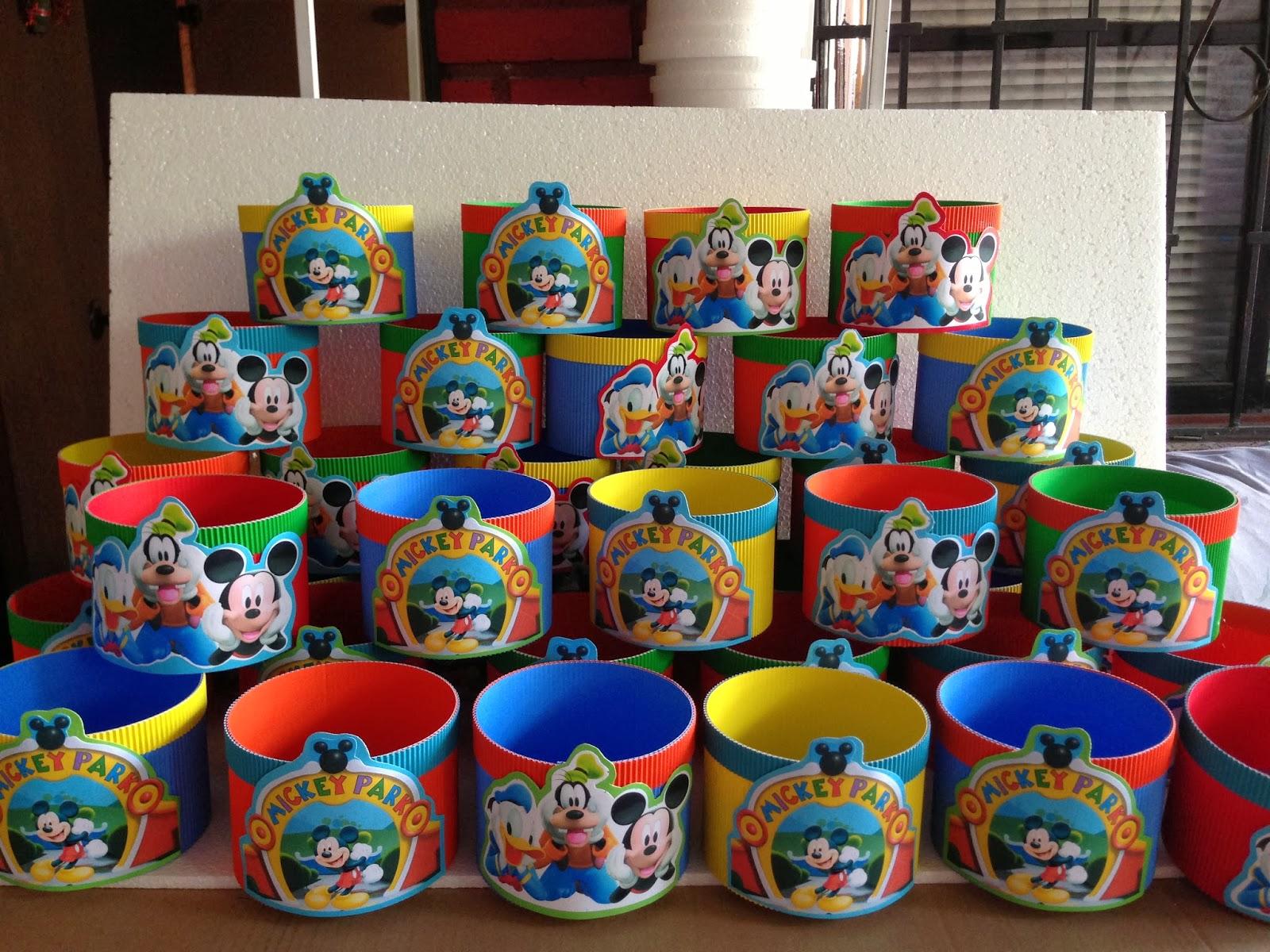 Decoraciones infantiles la casa de mickey mouse - La casa sueca decoracion ...