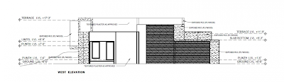 Sket Denah3 Desain Rumah Minimalis 1 Lantai yang Indah