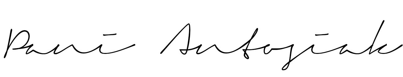 Patrycja Antosiak