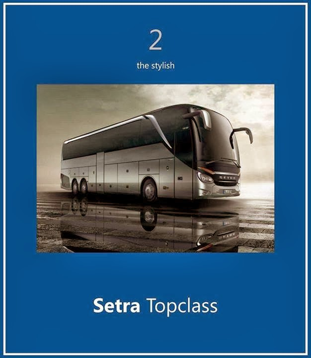 Setra bus terbaik dunia