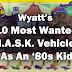 M.A.S.K. at 30: Wyatt's 10 Most Wanted M.A.S.K. Vehicles As An '80s Kid