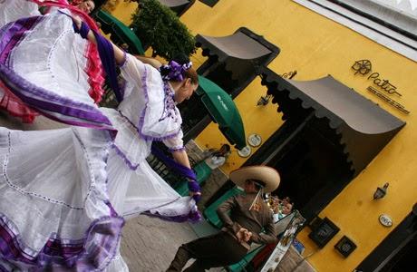Restaurante El Patio, Tlaquepaque, restaurante