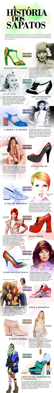 DeaTwilightZone - tipos de sapato