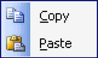 Copy and Paste - Why Not