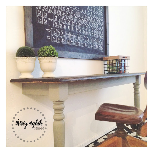 Thirty Eighth Street Diy Rustic Desks