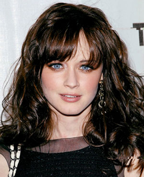 Alexis Bledel Hairstyle 42