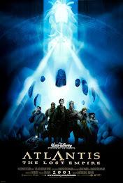 Phim Đế Chế Đã Mất - Atlantis: The Lost Empire