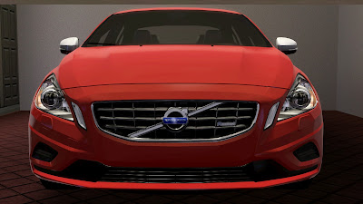 My Sims 3 Blog  2012 Volvo S60 R Design by Fresh