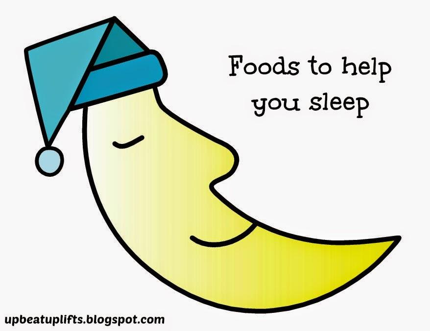 Upbeat Uplifts Bedtime Snacks