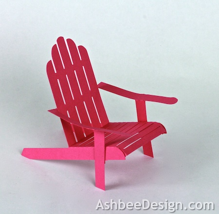 design silhouette projects 3d adirondack chair silhouette tutorial