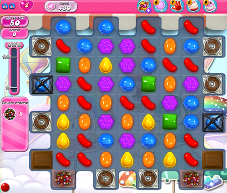 Candy Crush Saga 430
