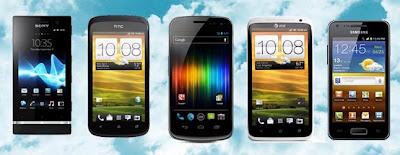 Los mejores celulares del 2013 (Top 5)