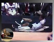 NCAA takımlarından Louisville Cardinals oyuncusu Kevin Ware, .