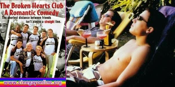 El club de los corazones rotos, película