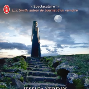 Hollow, tome 3 : Hidden de Jessica Verday