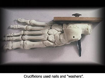 Crucifixion Nails